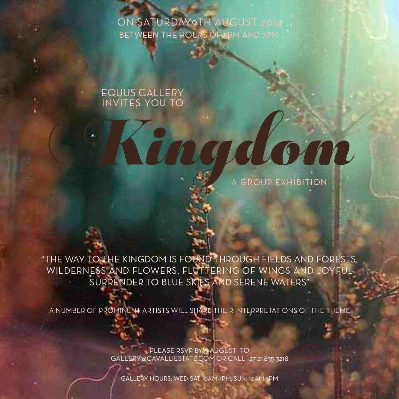 kingdom invitation