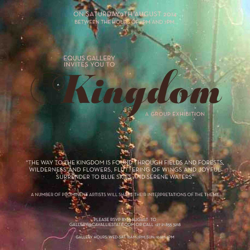 kingdom invitation