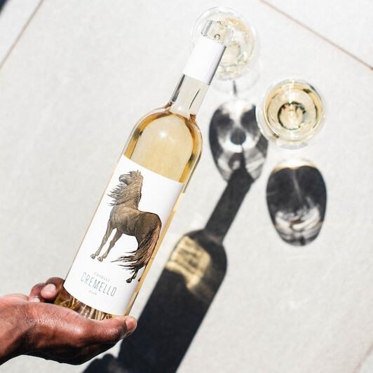 wine tasting venue wine sales stellenbosch - cavalli wine estate Cavalli Estate - cremello