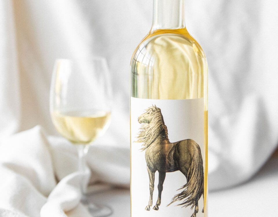 Cremello - Cavalli Estate Wine