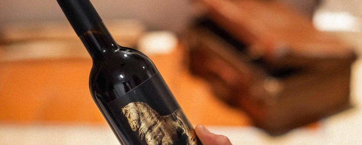 cavalli wines warlord