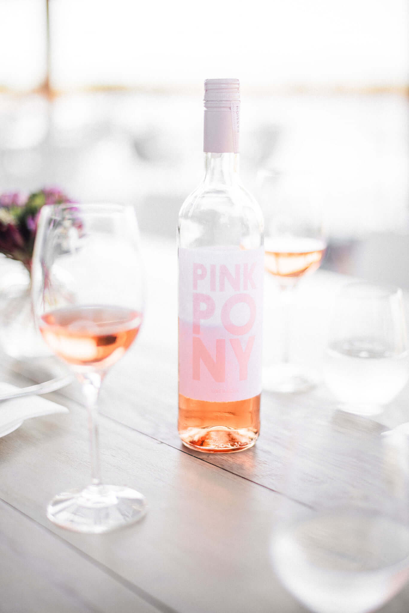 pink pony wine cavalli estate giveaway