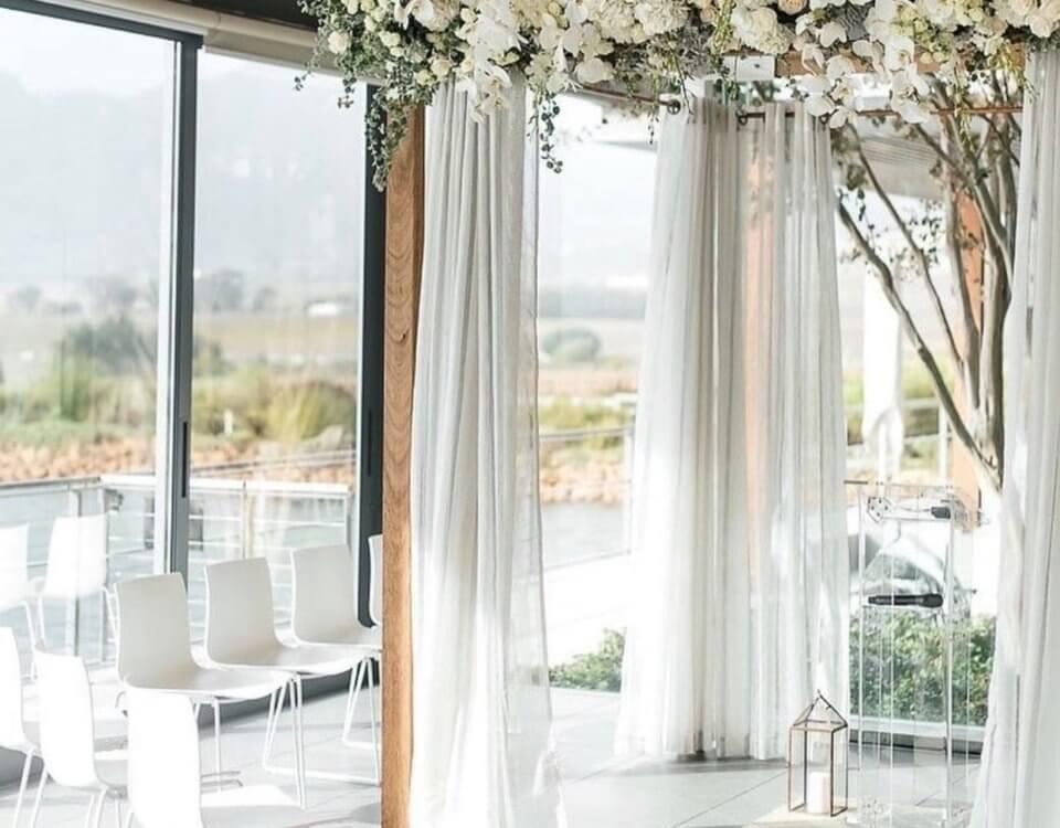 wedding venue at cavalli estate events